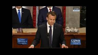 Macron: 'Iran Shall Never Possess Any Nuclear Weapons' thumbnail