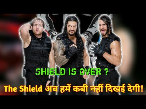 When THE SHIELD Returns ? Shield is Over? Roman Reigns/Seth Rollins/Dean Ambrose !