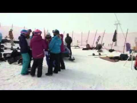 FIS SNOWBOARD JUNIOR WORLD CHAMPIONSHIPS ERZURUM 2013