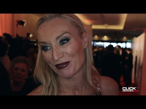 Victoria Smurfit IFTA Red Carpet