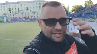 Эфир Киров шоу каскадёров 29 июня