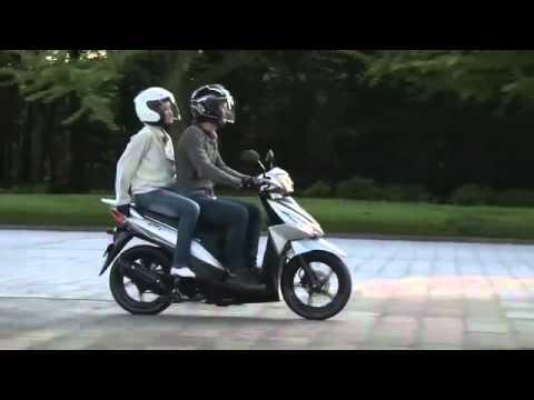 Suzuki Address - Official Video