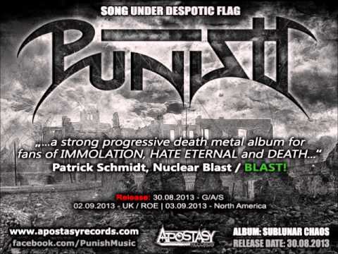 Punish - Under Despotic Flag