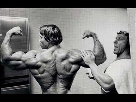 The Greatest Bodybuilder Ever - Arnold Schwarzenegger