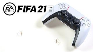 FIFA 21 некст-ген на PS5. Мбаппе потный, а горит от игры так же...