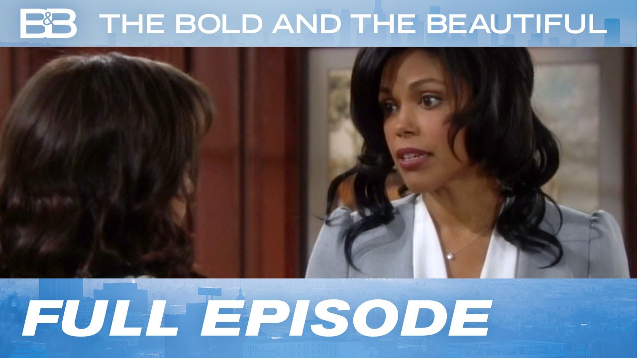 Full Episode 7060 The Bold And The Beautiful Youtube