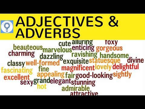Adjektive & Adverbien im Englischen - Adjectives and adverbs ...