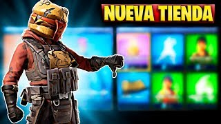 FORTNITE'S NEW STORE TODAY AUGUST 16 NEW SKIN OF CALORIC PUMP AND TOMATINA