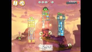 Angry Birds 2 Hard Level 676 Walkthrough Gameplay