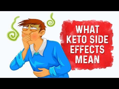 Keto Side Effects Tell Deeper Story