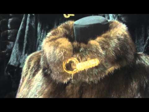 шубы женские в Москве - YouTube