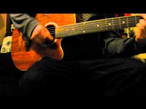 Despair In The Departure Lounge - Arctic Monkeys (Acoustic Cover)