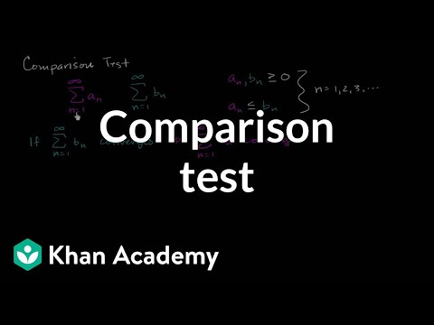 Direct comparison test | Series | AP Calculus BC | Khan Academy