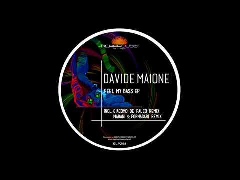 Davide Maione - Feel My Bass (Giacomo De Falco Remix)