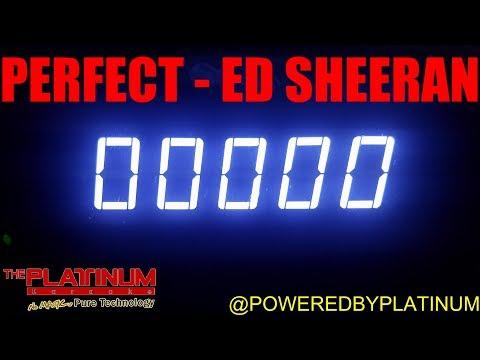 Perfect - Ed Sheeran (PH Karaoke)