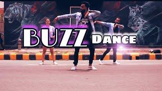 Aastha Gill-buzz feat badshah dance choreography