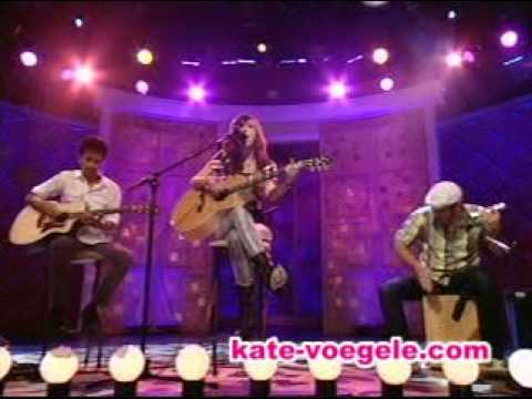 Kate Voegele Performs