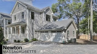 video of 88 crescent street   newton massachusetts real estate homes by mike hughes