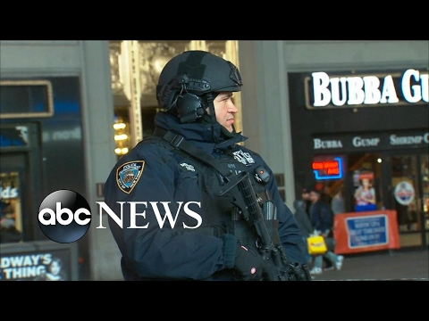 US cities increase security after deadly London attack