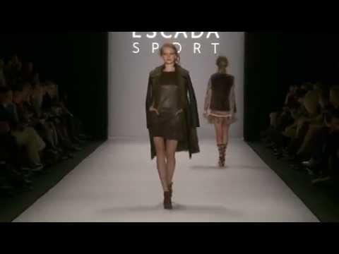 ESCADA SPORT Fall/Winter 2012 Fashion Show
