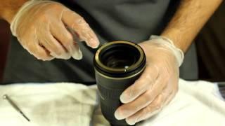 Nikon 24-70 f2.8 Zoom Ring Fix Repair