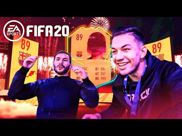 1ER PACK OPENING FIFA 20 ! 100€ EN JEU !