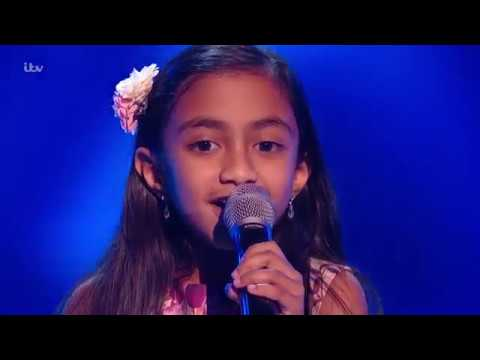 Leah   Part of Your World   Blinds 1   The Voice Kids UK 2017