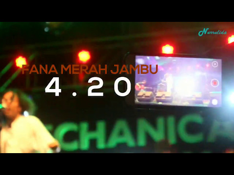 Fourtwnty - Fana Merah Jambu (Live at MECHANICAL STOCK 2017)