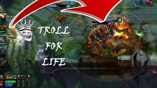 League of Legends FUNNIEST Moments.  GALIO ULT TO KS!!!  WTF!!!!!