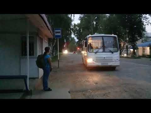Омутнинск. Автобус №2