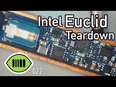 Intel Euclid Teardown - scanlime:022