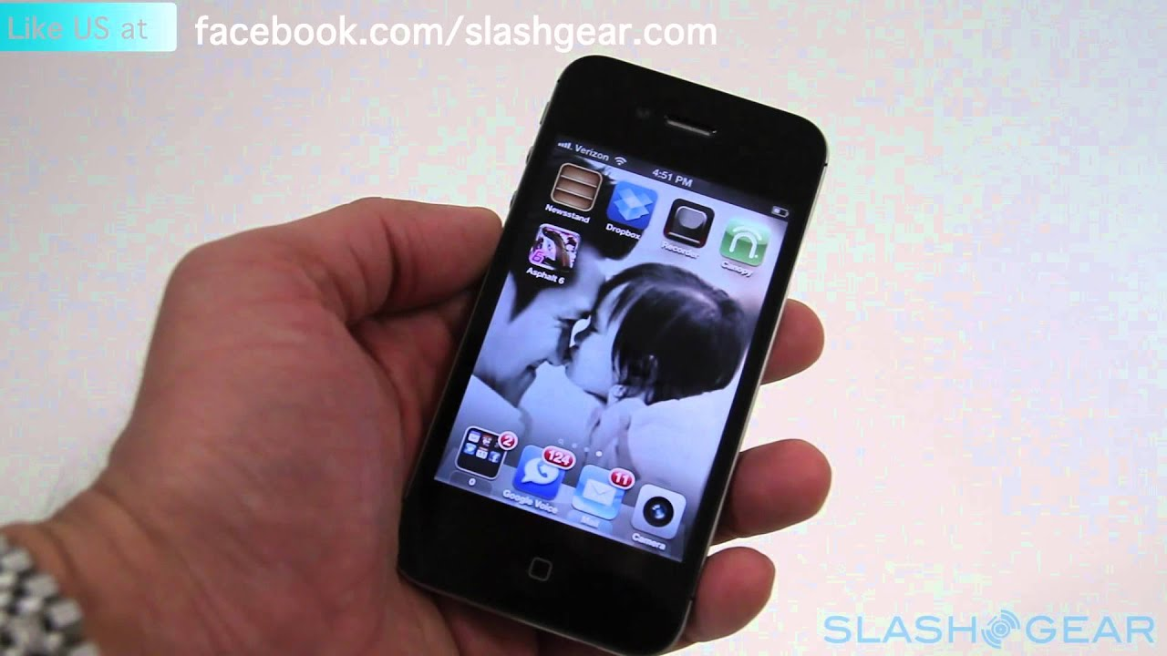 IPhone 4S Hands On