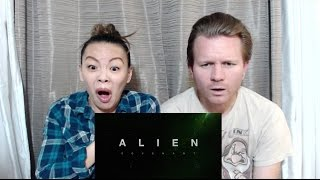 Alien: Covenant (Red Band) Trailer Reaction and Review