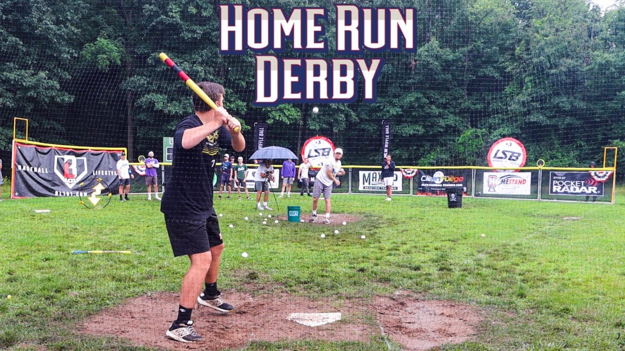 2021 HOME RUN DERBY | MLW Wiffle Ball