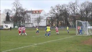 Torszenen Vom Punktspiel Der C-Jugend SG LVB II Gegen SV Lindenau 1848