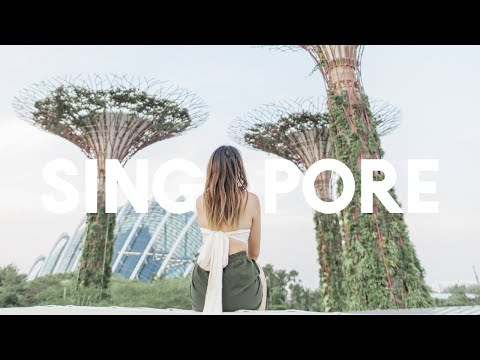24 Hours in Singapore Travel Diary | JLINHH