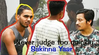 Don't judge Too Quickly Funny [New Nepali Short Film] WatchThis till The end !!