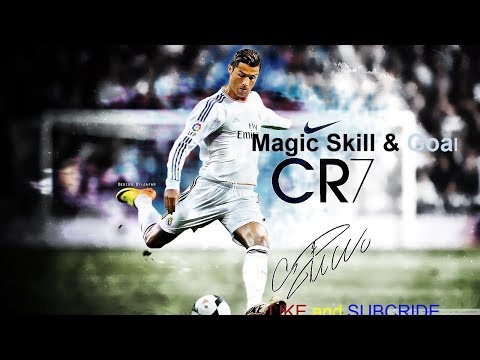 CRISTIANO RONALDO Magic Skill & Goals. Kĩ thuật đẳng cấp của CR7