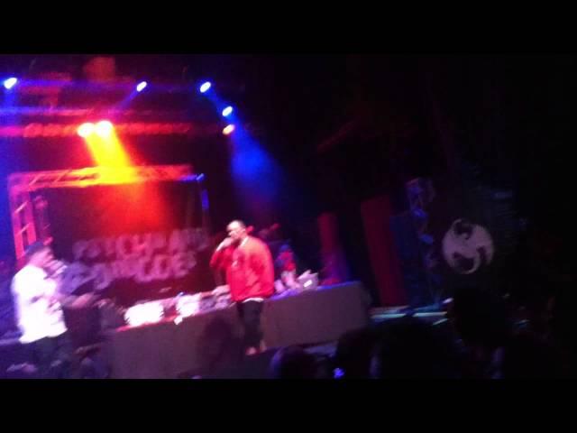 "Live with Illest Uminati Opening Tech Nine ""Dope Sick"""