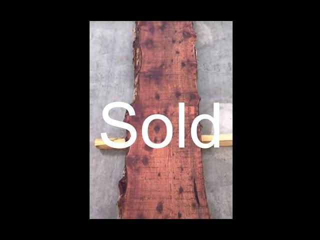 Redwood Slab #14
