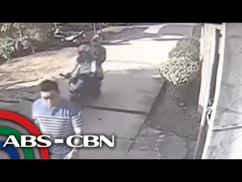 TV Patrol: Barangay captain pinagbabaril sa labas ng opisina sa Rizal