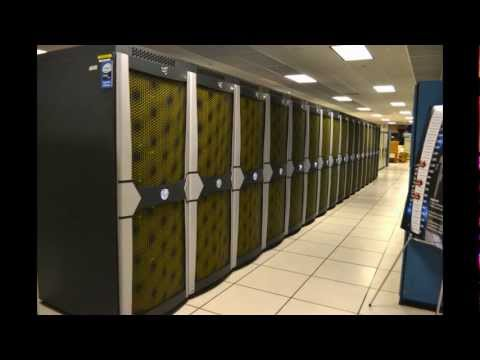 The Pleiades super computer at NASA Ames