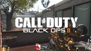 Black Ops 2 Multiplayer - Best Quick Scoper Ever!?! (ft. Mtvte BS)