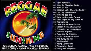 Reggae Remix 2019 New Songs Tagalog - Slow Rock Reggae Version 2019 - Buwan Reggae