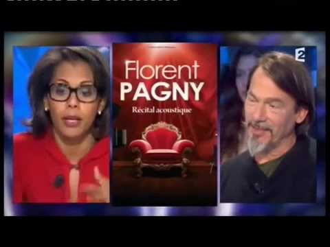 Florent Pagny – On n'est pas couché 29 octobre 2011 #ONPC