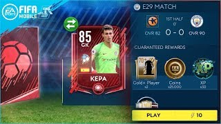 I GOT 85 KEPA! FIFA MOBILE 19 SEASON 3 ELITE CAMPAIGN COMPLETED VS 90 OVR MAN CITY