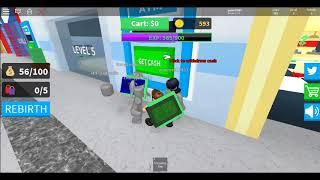 roblox shopping simulator black market