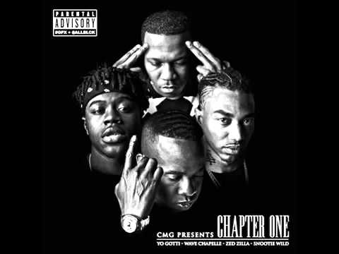 CMG Ft. Wave Chapelle - Different Ways