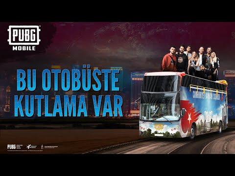 PUBG Mobile 29 Ekim Cumhuriyet Bayramı Özel Kutlaması! 🎉 Enes Batur'un Sunumuyla!