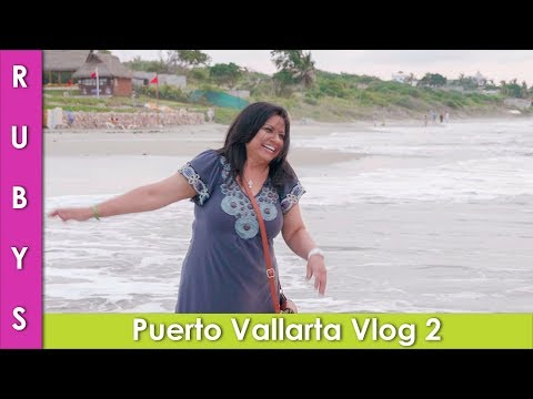 Mexico Resort Playa Mita Desi Wedding Travel VLOG Part 2 - RKK